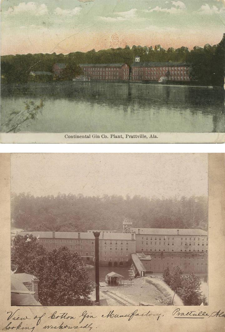 Postcard, 1900.Photograph, 1880.